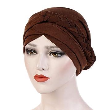 Shining-hat Sombreros y Gorras para Mujer Pañuelos para la Cabeza ...