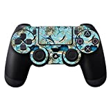 MightySkins Skin For Sony PlayStation DualShock PS4 Controller – Island Fish Protective, Durable, and Unique Vinyl Decal wrap cover | Easy To Apply, Remove, and Change Styles | Made in the USA Review