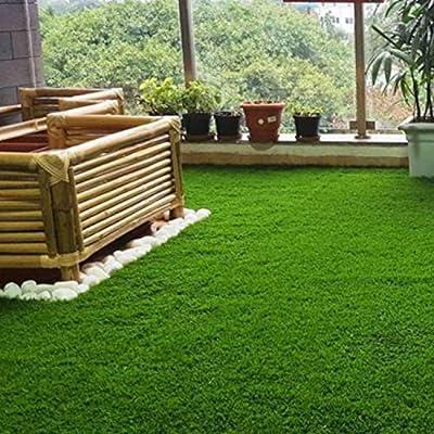 Rollo de césped artificial de 30mm (1x2,5 Metros): Amazon.es: Jardín