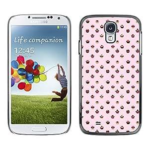 ZECASE Funda Carcasa Tapa Case Cover Para Samsung Galaxy S4 I9500 No.0000094