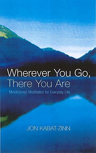 Wherever You Go, There You Are: Mindfulness meditation for everyday life by Jon Kabat-Zinn (2004-08-26)