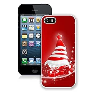 Case For Sam Sung Galaxy S4 Mini Cover Red Star Gifts Box Christmas Tree White Case For Sam Sung Galaxy S4 Mini Cover Protective Case