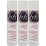 FDS-HYPOALLERGENIC-INTIMATE-DEODORANT-SPRAY-BABY-FRESH-3-PACK