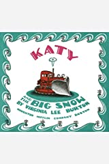 Katy and the Big Snow Book and CD Paperback