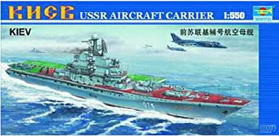 Trumpeter USSR Aircraft Carrier - 1:550 - Model # 05207