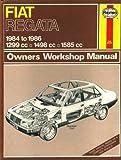 Fiat Regata owner's workshop manual (Owner's workshop manuals)