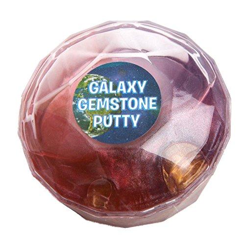 Rhode Island Novelty Galaxy Gemstone Putty ()