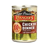 Evanger'S Super Premium For Dogs Cooked Chicken Dinner With Chunks, 12-Pack For Sale