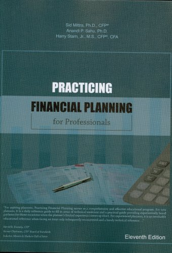 Practicing Financial Planning for professionals, Eleventh Edition