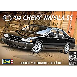 Revell 85-4480 '94 Chevy Impala SS Model Car Kit by Revell