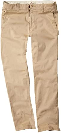 Amazon Com Hollister Hombre Jogger Skinny Pantalones Chinos Slim Recto 30 Cintura X 32 Largo Clothing