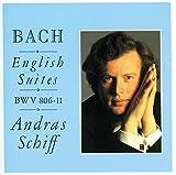 Bach%3A English Suites BWV 806%2D11