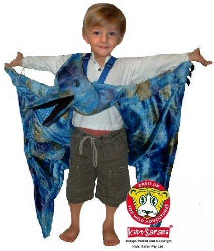 ArkMiPa Costumes WNR-Pteranodon Pteranodon- One Size