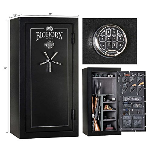 BIGHORN Safe - 24 CuFt - 70 min Fire Protection - 59