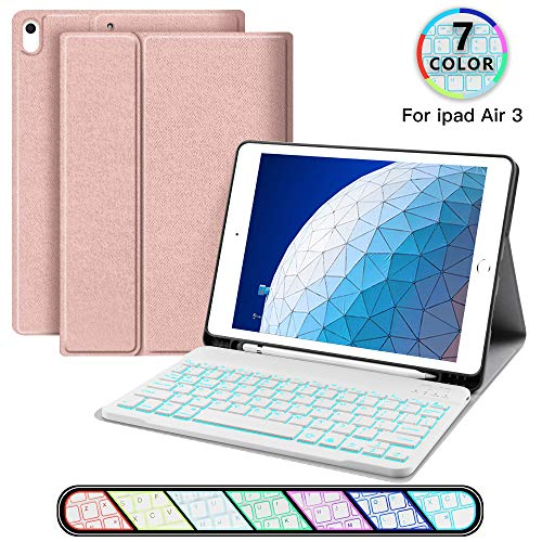 iPad Keyboard Case for iPad Pro 10.5