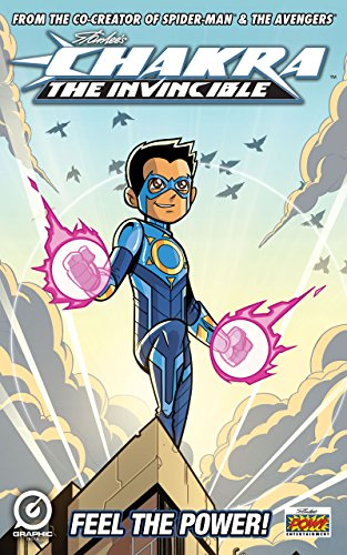 Stan Chakra Invincible Comic Special ebook product image