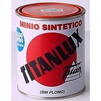 TITANLUX - Minio Sin Plomo Naranja Titanlux 125