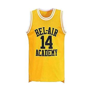 WZHHH Camiseta De Baloncesto para Hombre Will Smith Basketball ...