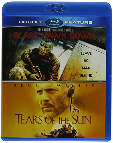 Black Hawk down / Tears of the Sun - Set [Blu-ray]