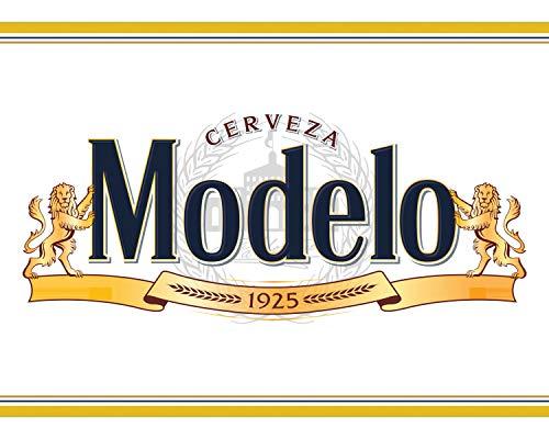 Modelo Beer- Logo Poster Print- 10 x 8