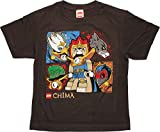 Lego Chima Critter Camp Boys T Shirt