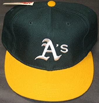 b2ba1994d Image Unavailable. Image not available for. Color  New Era Diamond Collection  Oakland Athletics ...