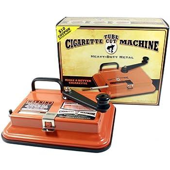 Amazon Com Gambler Tube Cut Tabletop Cigarette Making