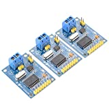 XCSOURCE 3pcs MCP2515 CAN Bus Module TJA1050 Receiver SPI for Arduino 51 MCU ARM Controller Development Board TE534