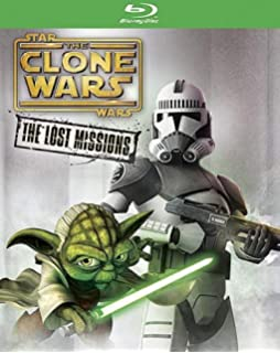 Amazon com: Star Wars: The Clone Wars [Blu-ray]: Matt Lanter