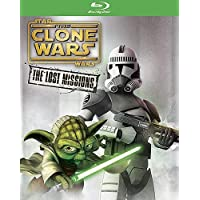 Star Wars: The Clone Wars: The Lost Missions  [Blu-ray] [Importado]