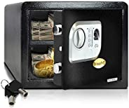 SereneLife Safe Box   Fire Safe Box   Safes And Lock Boxes   Fireproof Lock Box Safe   Digital Safe Box   Home