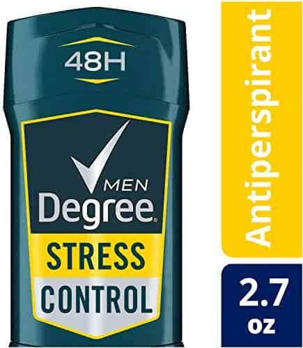 Degree Men Motionsense Stress Control Anti Perspirant Stick, 2.7 Ounce