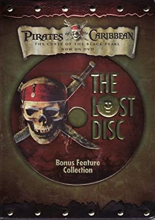 Amazon.com: Pirates of the Caribbean - The Curse of the Black ...