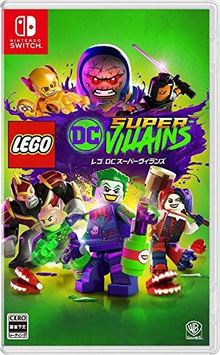 LEGO DCスーパーヴィランズの商品画像