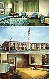 The Telegraph House Motel, 23300 Telegraph Rd Southfield, Michigan Original Vintage Postcard