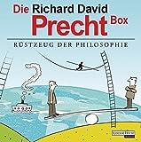"""Die Richard David Precht Box – Rüstzeug der Philosophie: """"Wer bin ich - und wenn ja, wie viele?""""; """"Die Kunst, kein Egoist zu sein""""; """"Liebe - Ein unordentliches Gefühl"""""""