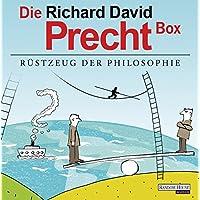 Die Richard David Precht Box – Rüstzeug der Philosophie:Wer bin ich - und wenn ja, wie viele?;Die Kunst, kein Egoist zu sein;Liebe - Ein unordentliches Gefühl