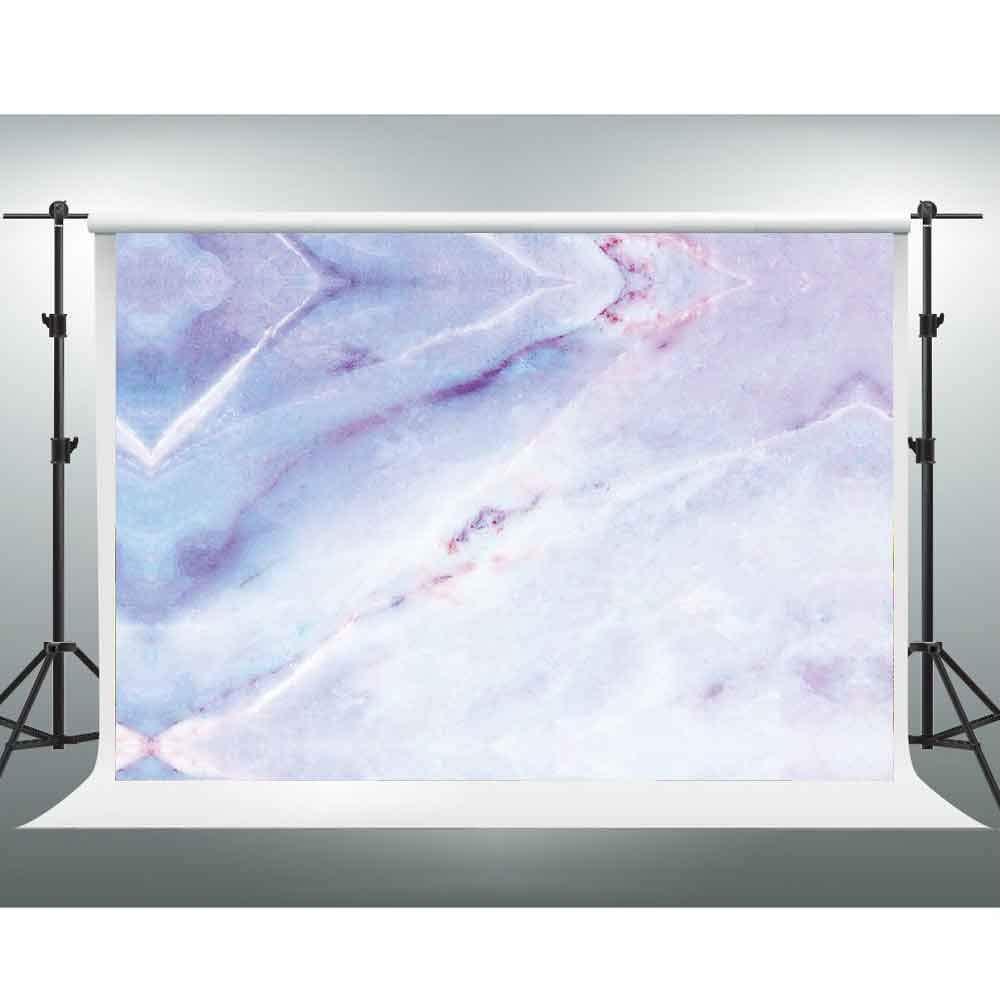 GESEN カラフル バックドロップ 10x7フィート グラデーション大理石模様 写真撮影用背景 テーマパーティー チューブ 背景 写真ブース スタジオ小道具 LXGE363   B07GBL86WG