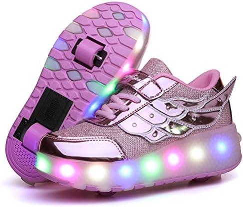 Ufatansy LED Shoes Roller Skate Shoes
