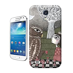 Unique Phone Case Animal painting patterns Once Upon a Time Hard Cover for samsung galaxy s4 cases-buythecase