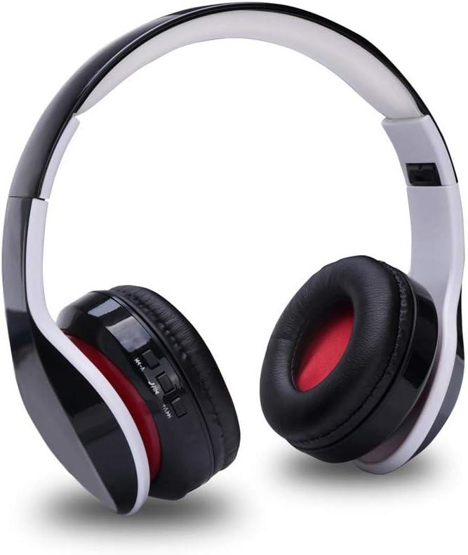 BSTLY Auriculares de Juego - Diadema Headphone:X v2.0 Surround para PC y Playstation 4 Auricular Auricular Bluetooth Plegable Inalámbrico Estéreo Negro