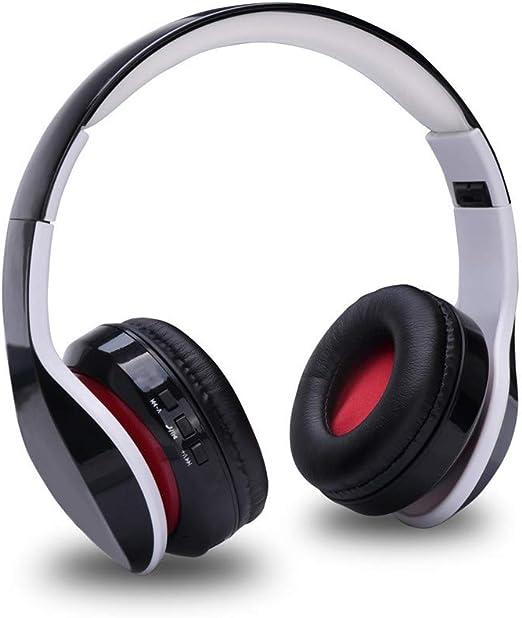 BSTLY Auriculares de Juego - Diadema Headphone:X v2.0 Surround para PC y Playstation 4 Auricular Auricular Bluetooth Plegable Inalámbrico Estéreo Negro: Amazon.es: Amazon.es