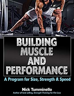 Amazon.com: building muscle and performance: a program for size