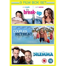 Dilemma/Couples Retreat/the Br
