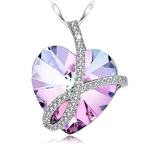 Swarovski Element Necklace 925 Sterling Silver