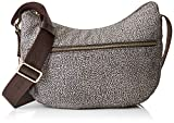 BORBONESE Bag Luna Female Brown - 934370-296-C45