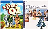 Rodgers & Hammerstein Collection & The Wizard of Oz Musical Blu Ray Set / Sound of Music / The King & I / Carousel / Oklahoma / South Pacific / State Fair