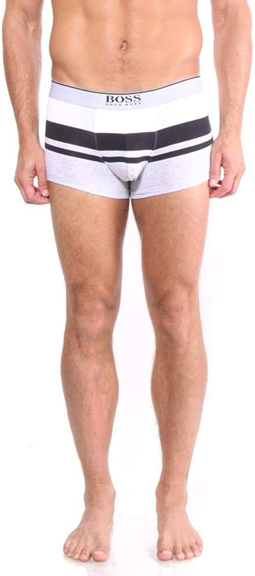 SIBoxKuM Autumn Mens Boxer Brief Soft Underwear Trunks