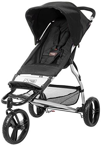 Mountain Buggy 2013 Mini Stroller, Black (Mountain Buggy Duo Stroller)