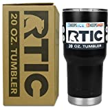 RTIC 20 oz Tumbler, Black